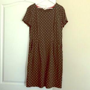 Boden casual shirt dress